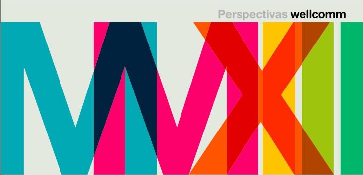 Portada de informe Perspectivas de la Comunicación 2013