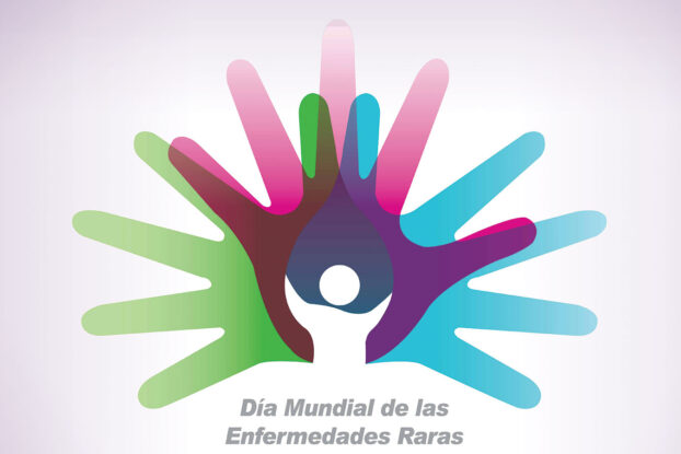 Logotipo del Día Mundial de las Enfermedades Raras